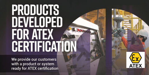 ATEX Certification (medium-large)