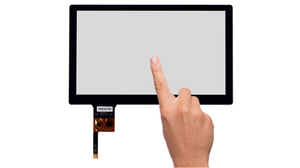 "The New 12.5"" PCAP Touch Screen by Data Display Group"