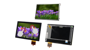 "Super sharp 10.1"" displays from Ampire"