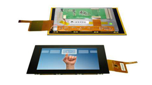 "Ampire 7"" TFT Displays with Touch!"