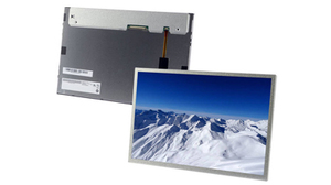 "Wide Viewing Angle and Temperature Range - AUO's 12.1"" TFT Display"