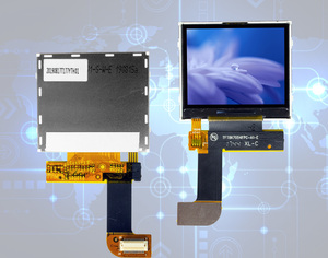 1.77-inch TFT-LCD from transflective experts DISEA performs in challenging environments