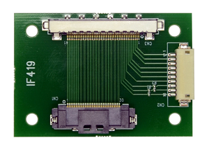 Interface Boards from Display Technology Ltd