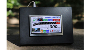 Ortustech Display Delivers Perfect Readability in Sunlight using up to 60% Less Power Consumption Compared to Conventional TFT Displays