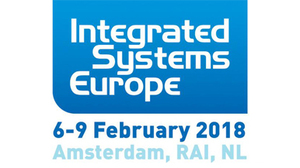 Join us at Integration Systems Europe 2018. Register here for your FREE Invite