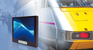 "Rail contract is supplied with ""Litemax 1068E 10.4"" TFT LCD Displays"""