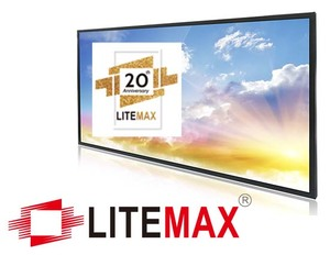 Display Technology Boosts Support for Uniquely Durable  Litemax Displays