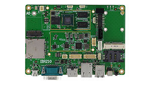 "NEW iBASE Industrial 3.5"" SBC with NXP I.MX8 Processor"