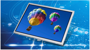 "NLT 15"" Industrial TFT Display with just 6.3mm height!"