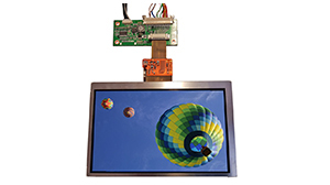 "IF420 Gender Board Ideal for Ortustech 5"" & 7"" Display"