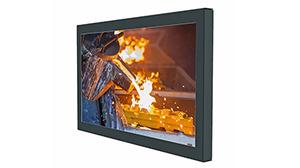 POS-Line Monitors with Extended Temperature Range. Perfect for Rugged Industrial & Digital Signage Applications