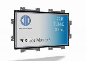 The Latest Generation of POS-Line Displays