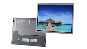 "Transflective 10.4"" Mitsubishi display – excellent display even in direct sunlight!"