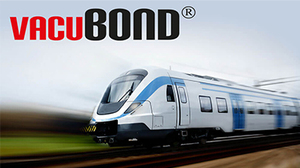 VacuBond® optical bonding passes tests to meet railway standards