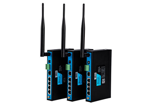 Bivocom TR341 - Series Industrial Cellular Routers